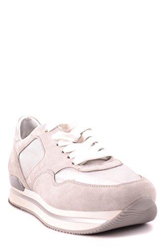 Hogan Sneakers Donna MCBI148202O Tessuto Grigio