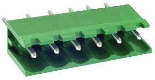 MULTICOMP ME020-50802 PIN HEADER, 2POS, 5.08MM