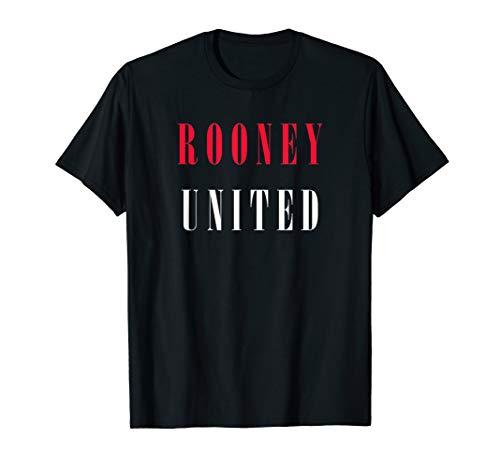 (Rooney United Shirt)