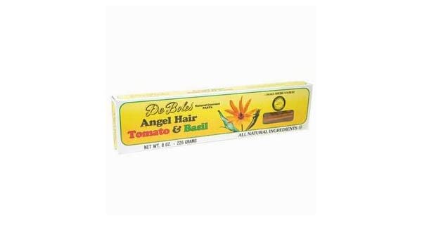 Amazon Com Tomato Basil Angel Hair 0 8z Health Personal Care