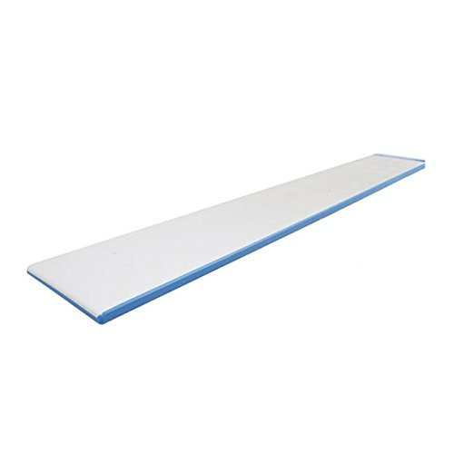 S.R. Smith 6 Foot Fiber-Dive Marine Blue Replacement Pool Diving Board - 66-209-266S3-1 by S.R. Smith