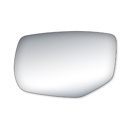 Fit System 99269 Honda Accord Driver Side Replacement Mirror Glass (Side Fit Honda Driver Mirror)