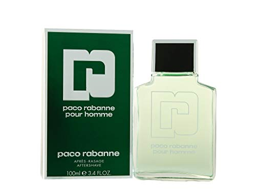 Paco Rabanne By Paco Rabanne For Men. Aftershave Lotion 3.4 Ounces (Best Price Mens Aftershave)