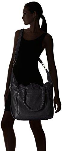 ninja Shopper Donna Berlin Borsa Liebeskind Black Akashis Nero xCFYtxwq4
