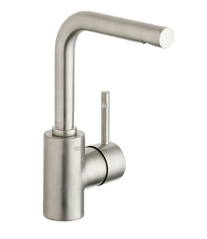 Grohe 32137EN0 Essence Single Handle High Spout Bathroom Faucet