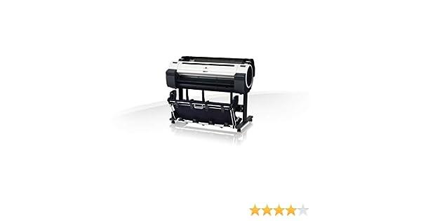 Canon imagePROGRAF iPF770 - Impresora de Gran Formato (2400 x 1200 dpi, Inyección de Tinta, Garo,HP-GL/2,HP-RTL, Negro, Cian, Magenta, Negro Mate, Amarillo, PF-04, A0 (841 x 1189 mm)): Canon: Amazon.es: Electrónica