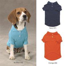Casual Canine Basic Polo Shirt — Dog Shirt XSmall, My Pet Supplies