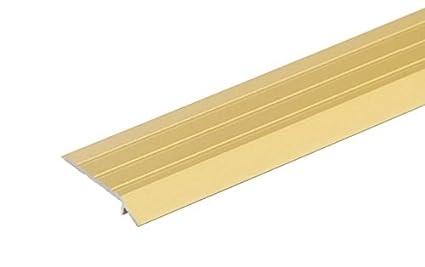 Porta pavimento in alluminio anodizzato bar edge trim threshold