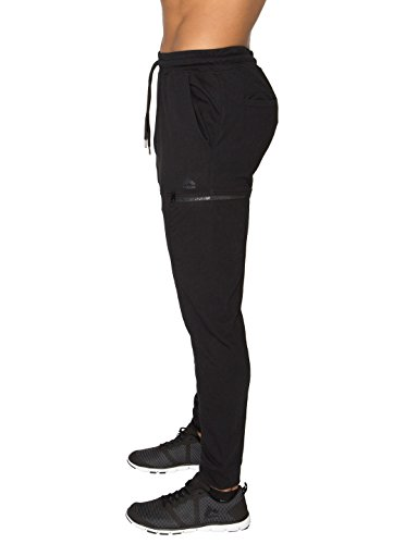 RBX Active Men's French Terry Jogger Black L