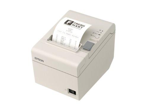 超話題新作 セイコーエプソン B009PVDZWU サーマルレシートプリンター/80mm58mm(紙幅可変)/USB/ホワイト TM-T20U131/電源本体内蔵 TM-T20U131 B009PVDZWU, カゴシマグン:a7cab085 --- vanhavertotgracht.nl