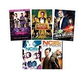 NCIS: New Orleans: Complete Seasons 1-3 (DVD) +NCIS: Los Angeles - The Complete Season 7-8 DVD