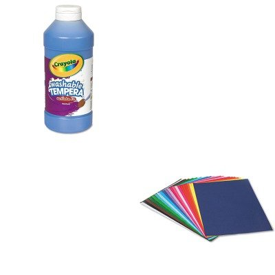 kitcyo543115042pac59530-value-kit-pacon-spectra-art-tissue-pac59530-and-crayola-artista-ii-washable-