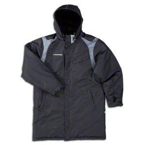 Diadora Bench Coat BLACK - Medium