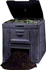 Escher Komposter Eco Paaren 470Liter
