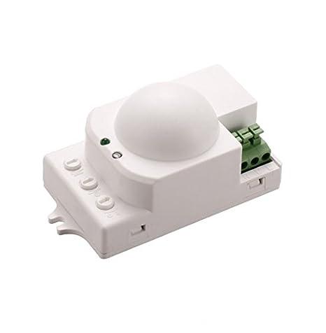 Nuevo Radar de alta tecnología con sensor de movimiento se puede meter en el interior wellenshop: Amazon.es: Iluminación