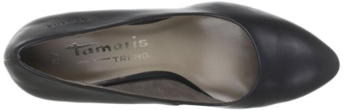 Schwarz Matt Tamaris 020 TREND Closed Black Womens vwgrTgqt