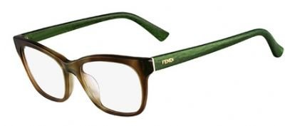 Fendi F1018 Eyeglasses Color - Frames Glass Fendi