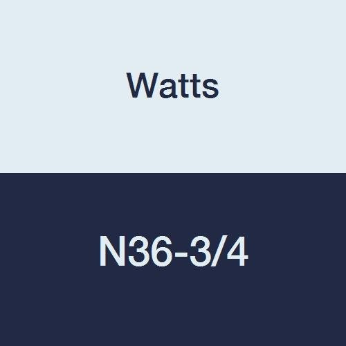 Watts Regulator Watts N36-3/4 Water Service Vacuum Relief...