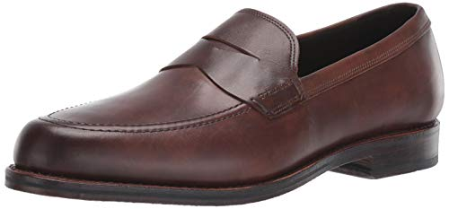 Allen Edmonds Men's Wooster Street Penny Loafer, Cigar, 10.5 D US
