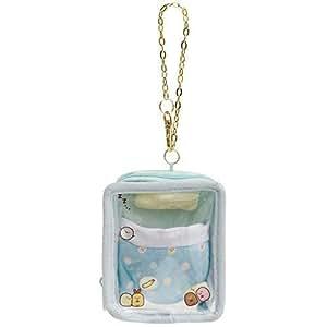 San-X Sumikko Gurashi Futon Design Key Charm case for Stuffed Toy