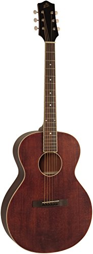 (The Loar LH-204-BR Brownstone Small Body Acoustic Guitar)
