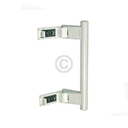 馃 Liebherr – Tirador de puerta original 7430668聽+ 2聽placas 7426362聽para frigor铆fico Liebherr
