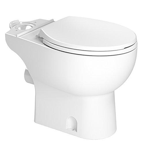 Saniflo 083 Toilet Bowl Round White Toilet Bowl Round