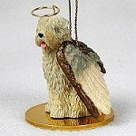 Soft Coated Wheaten Terrier Pet Angel Ornament (Terrier Ornament Wheaten)