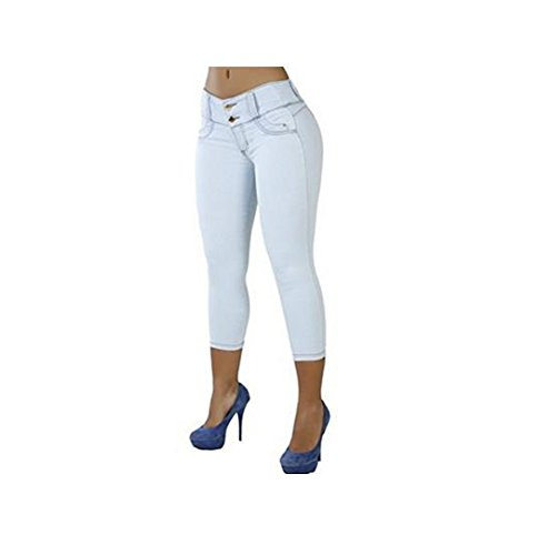 Jeans Patte Bouton Jeans Denim Blanc Jeans Femmes Pantalons t Hipster Taille Haute Oudan Jeans Skinny Jeans Pantalon Skinny wnq6ggBA