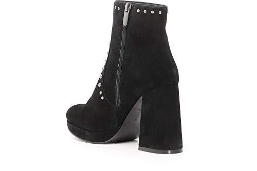 Boots With Nero Coffee 010 Black Lightnings Jma514 xTRqw18