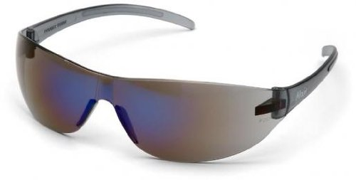 Pyramex S3275S Alair Safety Glasses Blue Mirror with Blue Mirror Lens (12 Pair) by Pyramex