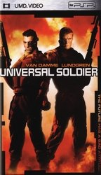 Universal Soldier [UMD for PSP] Soldier Umd
