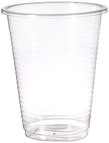 7 Oz. Plastic Clear/Transparent Cups (300 Count)