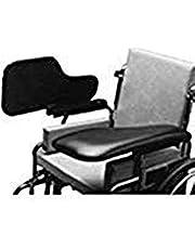 Wheelchair Padded Flip-Up Half Lap Tray (Left)