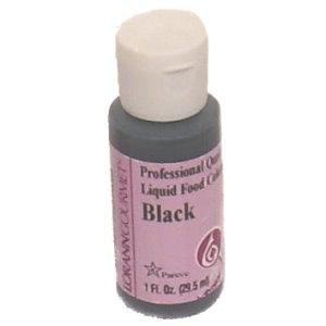 Amazon.com: LorAnn Black Liquid Food Color, 1 Ounce: Kitchen & Dining