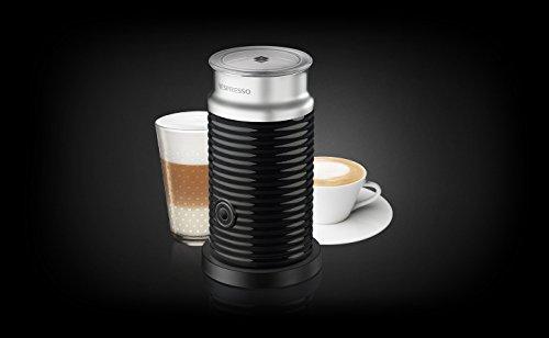 nespresso aeroccino 3 black - 8