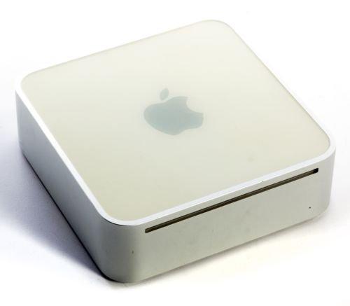 Apple Mac Mini M9686LL/A A1103 G4 1.25GHz 1GB 40GB CD-DVD Combo OS X 10.4.6