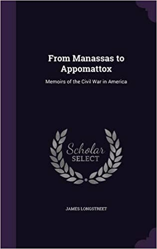Book From Manassas to Appomattox: Memoirs of the Civil War in America