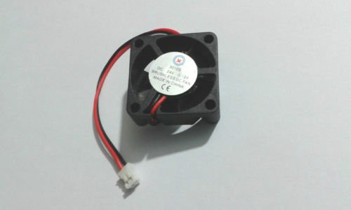 10PCS Brushless Cooling Fan Blower 30mm x 30mm X 10mm 3010s DC 24V