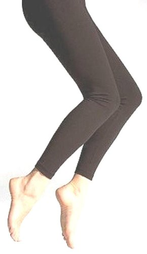 Vera Wang Chocolate Brown Ex-Large Jogging Yoga Leggings