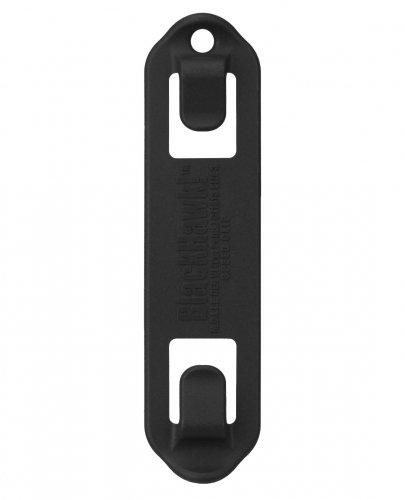 BLACKHAWK! 38C306BK #3 Speed Clips 6 Pack Black (Adapter Molle)