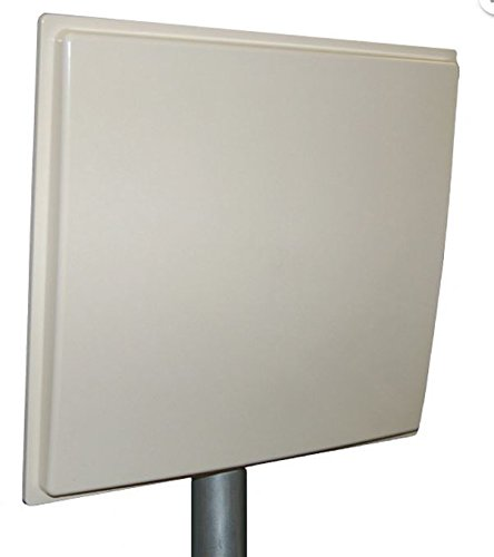 15x15 inch High Gain Linearly Polarized RFID Panel Antenna - FCC