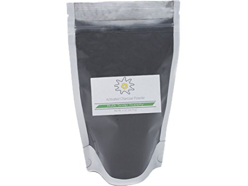 Orone Activated Charcoal Powder 100% Pure Food Grade 2 oz