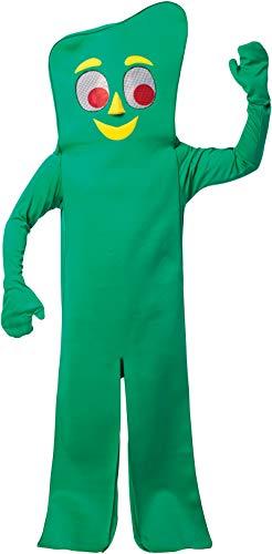 Rasta Imposta Gumby Costume Adult White ()