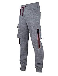 SCREENSHOTBRAND Mens Hip Hop Premium Slim Tech Fleece Jacket - 5% Spandex Hooded Drawstring