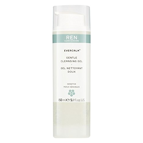 Ren Evercalm優しいクレンジングジェル、150ミリリットル (REN) (x2) - REN Evercalm Gentle Cleansing Gel, 150ml (Pack of 2) [並行輸入品] B01N05ZRI5