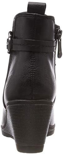 Marco 25330 Noir Chelsea 21 Black Bottes Tozzi 002 Antic Femme 775rqR