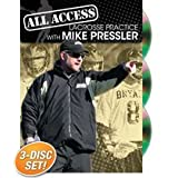Mike Pressler: All Access Lacrosse Practice with Mike Pressler