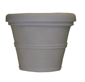 Chapelu ASTGDM40CGB - Maceta, color gris cemento