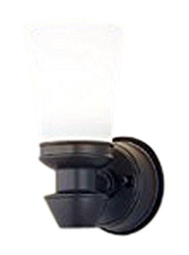 パナソニック(Panasonic) ポーチライトFreePaお出迎え(センサあり)オフブラック LGWC85211 B00VHB2EOQ 13031 FreePaお出迎えセンサあり